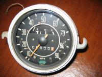 reset speedometer