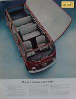 VW Ad's and VW's in advertisements