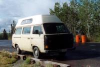 1982 AdventureWagen parked