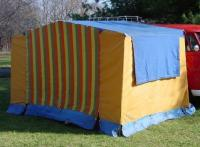 Rare Big Top Tent