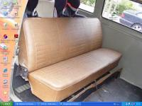 foldable backseat T2