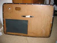 70 door panel - back