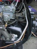 Air Intake Pre-Heat