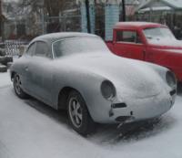 Porsche C coupe