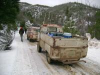 Shasta Snow Trip 2008