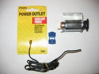 FLAPS power outlet