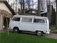 My 1972 Campmobile