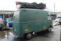 '66 Velvet Green highroof in CA...