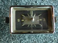 12 Volt Bus Dlx Clock