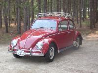 My '66 Beetle