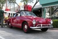 Leon's Ghia @ Miami Volksblast '08