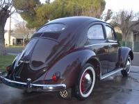 Old Volks Mark's 1954 Oval