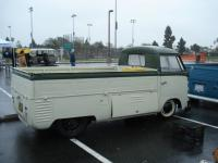 Early Green Single Cab