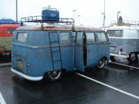 Early Dove Blue Kombi