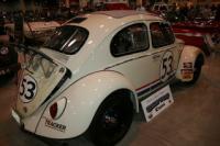Nascar Herbie at 2008 Chicago auto show (ex-kool1 herbie)