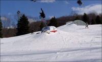Fatchick Ski Jump