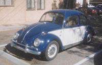 66 type 1 stolen in Los angeles