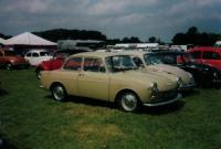 1964 Notchback at Budel