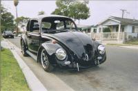 Black Cal look 67 Bug