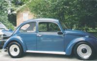 65 Sunroof Beetle 2332