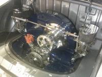 The Silver bullet Ghia