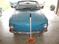 T34 Ghia vert project