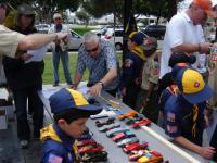Pine Wood Derby Racing