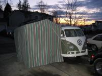 Westy style tent