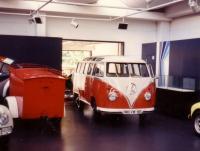 1,000,000th bus - Wolfsburg Museum - 1995