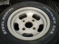 Ansen 4 bolt VW wheels