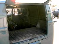 ventless panelvan
