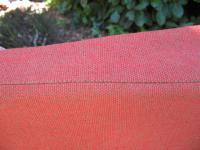 Weird so23 Westfalia red/green fabric