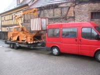 1970 muwaga cherrypicker vw hydraulic bus