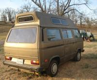 My '84 Vanagon Adventurewagen
