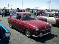 Red Fastback
