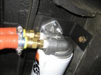 full flow oil setup