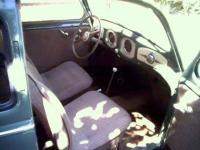 1951 Beetle interior