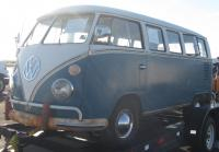 Early 1966 Deluxe Bus