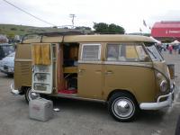 Goldish Camper