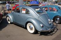 Luis' '58 Beetle