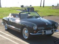 My 66 ghia convertible