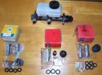 NOS 67 bus master cylinder items