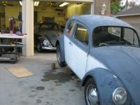 weekend in the garage