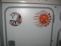Trip Ship Stickers