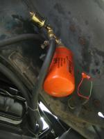 gauges installed