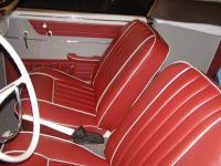 59 ghia convertible front seats