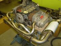 Python exhaust Baybus