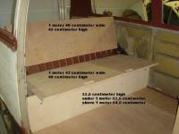 Z bed dimensions