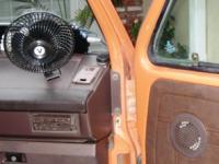 Surfinwesty stereo/TV upgrades