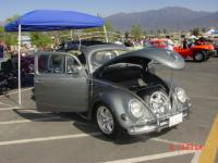 My '56 Ragtop on display at the Bug In